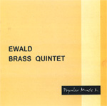 Ewald CD - Popular Music 2.
